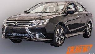 Mitsubishi Lancer facelift with revolutionary styling leaked