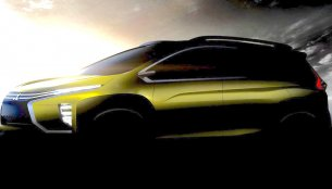 Mitsubishi teases new crossover MPV concept, unveil at 2016 GIIAS