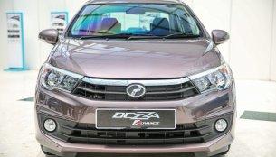 Perodua Bezza detailed in video walkaround