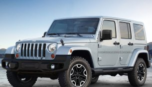 2018 Jeep Wrangler to enter production in November