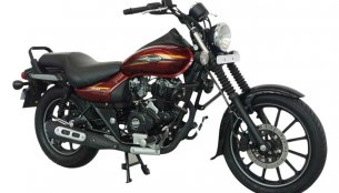 Bajaj Avenger 180 India launch in few weeks - Report