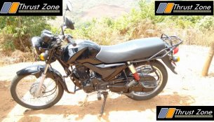 Mahindra's 155cc commuter spied ahead of launch this year