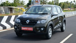 Renault Kwid 1.0L MT - First Drive Review