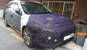 2017 Hyundai i30 Estate variant spotted in Korea