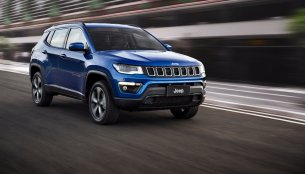 India-bound 2017 Jeep Compass completes 1 month in Brazilian market