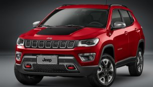 Jeep Compass RHD version to be made exclusively in India