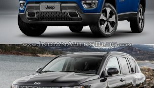 2017 Jeep Compass vs. 2011 Jeep Compass - In Images