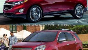 2018 Chevrolet Equinox vs 2016 Chevrolet Equinox - Old vs New