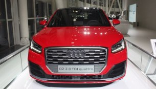Audi Q2 not in the reckoning for India; entry-level A1 more likely
