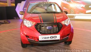 Datsun redi-GO Sport sold out, production increased