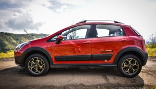 Production-spec Fiat Urban Cross - In 9 Images