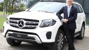 Mercedes GLS 400 petrol launched in India at INR 82.9 Lakhs