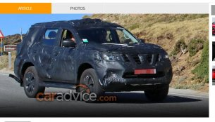 Nissan Navara-based SUV (Toyota Fortuner slayer) arriving early next year - Report