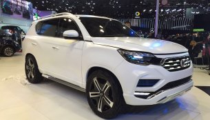 Ssangyong LIV-2 concept previews the next gen Rexton - In 6 Images