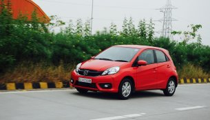 2016 Honda Brio review