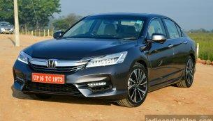 Honda Accord Hybrid - First Drive Review