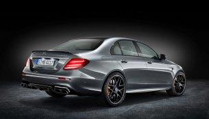 2017 Mercedes-AMG E 63 4MATIC+ & Mercedes-AMG E 63 S 4MATIC+ revealed