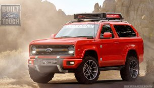 Next-gen Ford Bronco to be based on Everest's platform, Ford CTO confirms