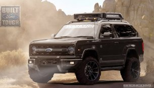 Next-gen Ford Bronco confirmed, will be made in Michigan