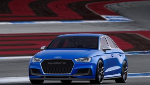 Audi Sport range may include more RS variants - Report