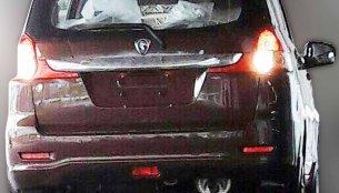 New Proton MPV (rebadged Suzuki Ertiga) spied undisguised