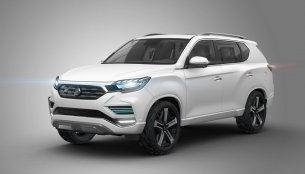 Ssangyong planning Land Rover Discovery Sport competitor in 2021 - Report