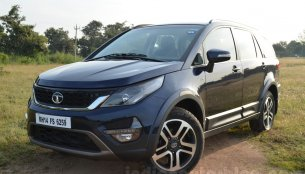 Tata Hexa - First Drive Review