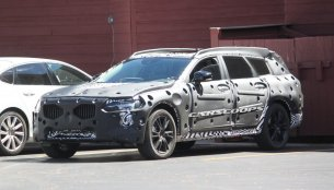 Volvo S90, Volvo V90, Volvo V90 Cross Country spied in the USA