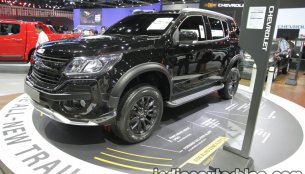 2016 Chevrolet Trailblazer Black Dress Up - Thai Motor Expo Live