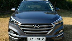 India-bound 2019 Hyundai Tucson (facelift) to debut at NYIAS 2018