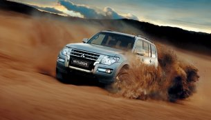 2016 Mitsubishi Montero launched in India at INR 67.88 lakh