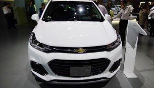 Chevrolet Tracker & Chevrolet Sonic showcased at 2016 Bogota Auto Show