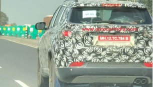 2017 Jeep Compass testing commences in India