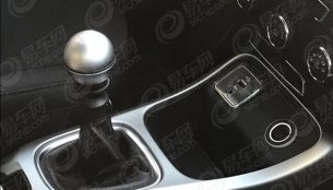 Jeep Compass 6-speed manual gearbox variant spotted in China