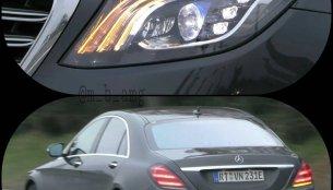 2017 Mercedes S-Class' MULTIBEAM LED headlight revealed