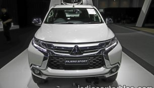 All-new Mitsubishi Pajero Sport to launch in India in April 2018 - Report