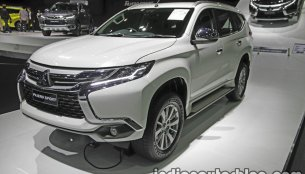 2017 Mitsubishi Pajero Sport - Thai Motor Expo Live