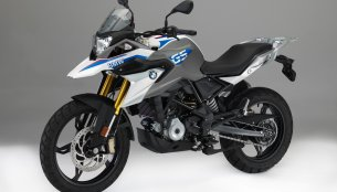 BMW G 310 GS unveiled at EICMA 2016, will be made by TVS