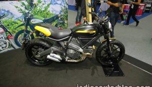 Ducati Scrambler range - Thai Motor Expo Live