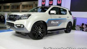 Isuzu MU-X - Thai Motor Expo Live