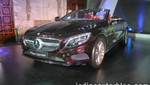 Mercedes C-Class Cabriolet & Mercedes S-Class Cabriolet launched in India