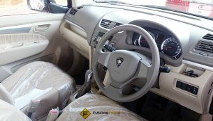 Proton Ertiga interior photos emerge ahead of launch