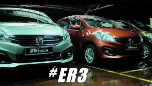 Proton Ertiga branding confirmed, officially teased