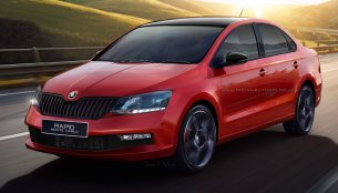 Skoda Rapid Monte Carlo to launch in India this festive season - Report