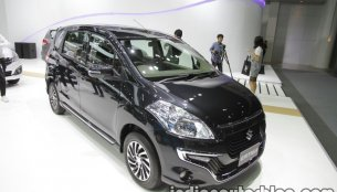 Suzuki Ertiga Dreza, Suzuki Ertiga GX - Thai Motor Expo Live