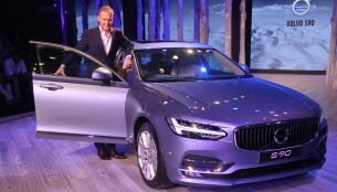 Volvo S90 launched in India, priced at INR 53.5 lakh