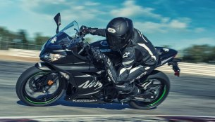 2017 Kawasaki Ninja 300 range launched in USA