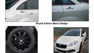 Fiat Linea Royale, Fiat Punto Karbon launched at INR 35,000 premium - Report