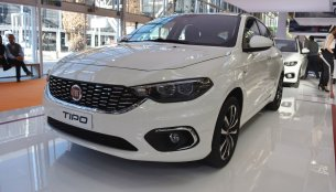 Fiat Tipo Hatchback, Fiat Tipo Station Wagon - Bologna Motor Show Live