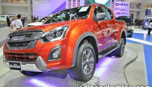 Isuzu D-Max V-Cross Max - 2016 Thai Motor Expo